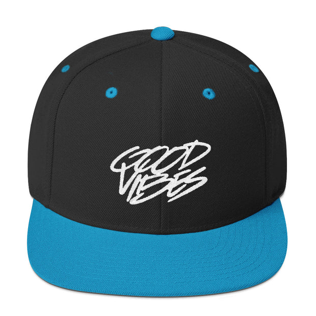 Good Vibes (Snapback Hat)