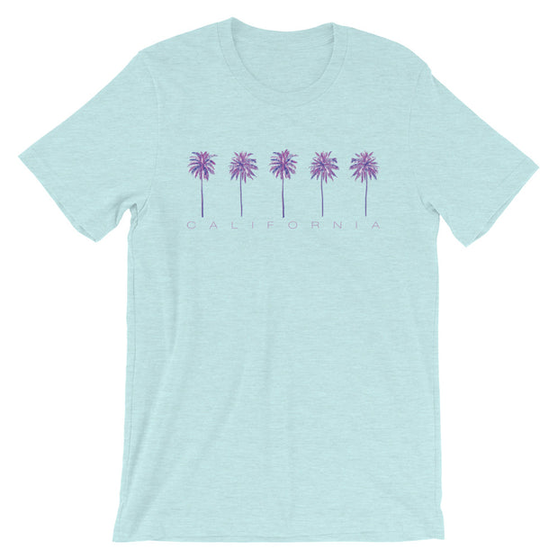 Cali Palm Trees (Girl's T-Shirt)