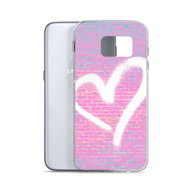 Pink Bricks (Samsung Case)
