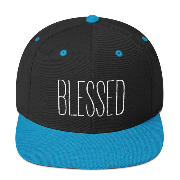 BLESSED (Snapback Cap)
