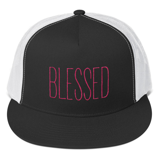 BLESSED (Trucker Cap)