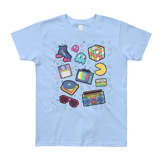 80s Retro (Youth T-Shirt)