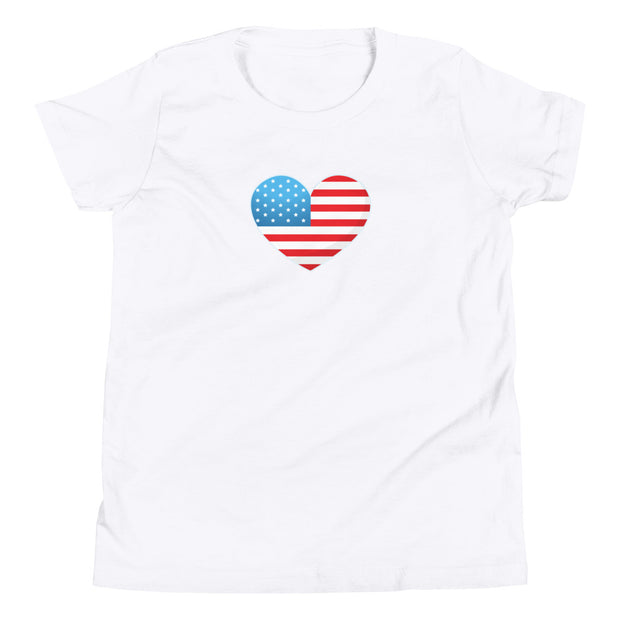 Heart Flag (Youth T-Shirt)