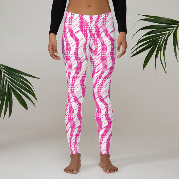 Freaky Zebra (Girl's Leggings)
