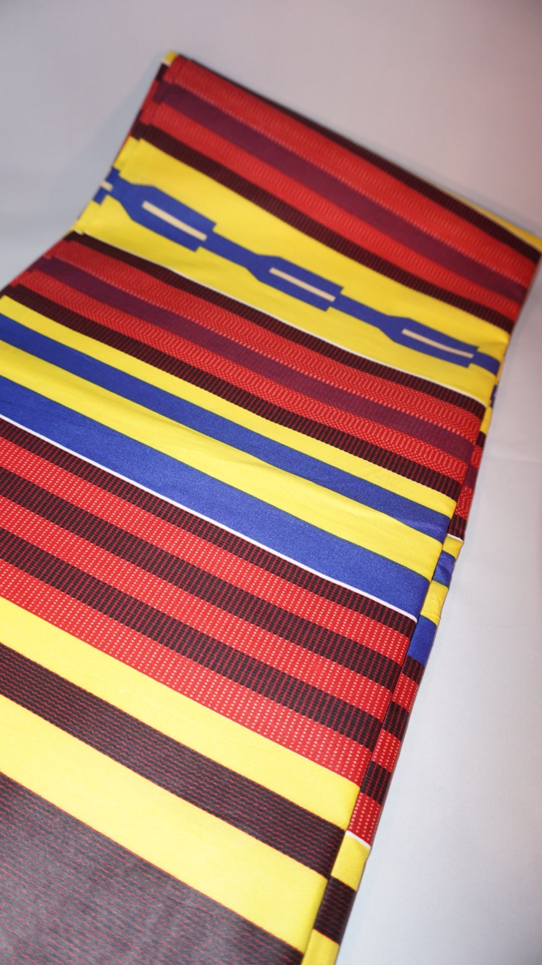 Headwrap Colorful Stripes