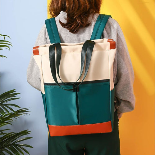 Multi functional Tofu/Laptop Backpack