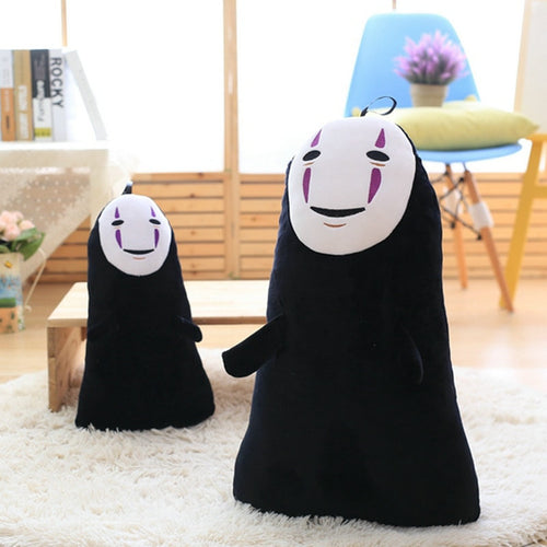 Studio Ghibli Spirited Away Kaonashi Plush Toys - 40/60cm