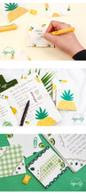 Load image into Gallery viewer, Summer Fruit Sticky Note - 2/4 Pcs