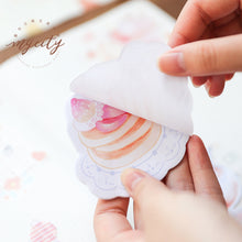 Load image into Gallery viewer, Ice Cream Sticky Note - 3/6 Pcs