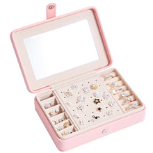 Load image into Gallery viewer, Pastel Portable Jewlery Organizer