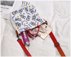 Kawaii Doraemon Shoulder Bag