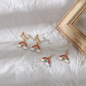 Cute Rainbow earrings