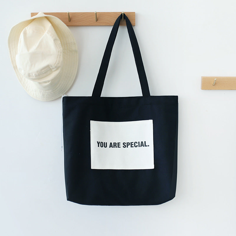 You are special Canvas Tote Bag - 3 Colors
