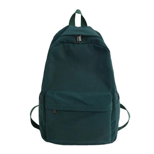 Simplicity Pure Color Backpacks