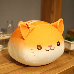 Cute Bread Cat