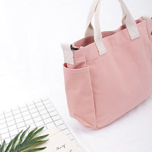 Load image into Gallery viewer, Cute Canvas Shoulder Bag