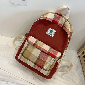 2020 Harajuku Lattice Backpack