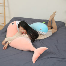 Load image into Gallery viewer, Large Squishy Whale