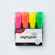 Load image into Gallery viewer, Momami Pastel Highlighter - 4/6 Colors