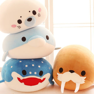 Cute Ocean Alliance Plush Toys