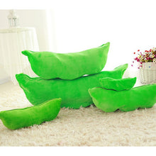 Load image into Gallery viewer, Cute Peas In a Pod 25cm Soft Plushy