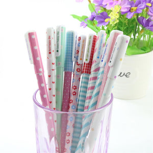 Colorful Gel Pen Set-10 Pcs