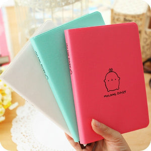 Molang Rabbit Weekly/Monthly Planners - B6