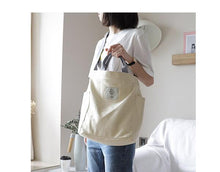 Load image into Gallery viewer, 🥇Canvas Casual Shoulder&Hand Tote Bag