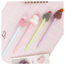 Load image into Gallery viewer, Bobble Gel Pen 0.5mm-4 Pcs -paperhouse