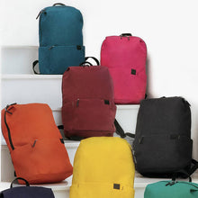 Load image into Gallery viewer, Colorful Youth Waterproof Laptop Backpack