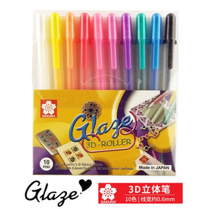 Sakura Gelly Roll Gel Pen Set - Metallic/Moonlight/Souffle/Glaze/Stardust