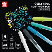 Load image into Gallery viewer, Sakura Gelly Roll Gel Pen Set - Metallic/Moonlight/Souffle/Glaze/Stardust