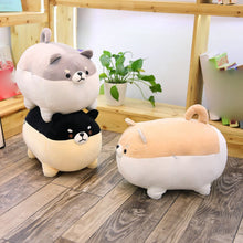 Load image into Gallery viewer, Angry Shiba Inu Dog Plush Toy - 40cm