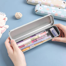 Load image into Gallery viewer, Cute Metal Pencil Case