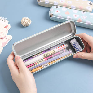 Cute Metal Pencil Case