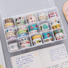 Load image into Gallery viewer, Washi Tape Organizer