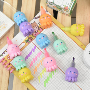 6-Colors Octopus Highlighter