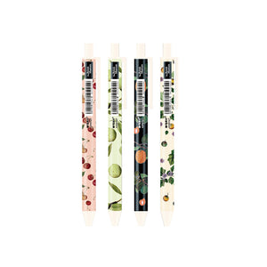 Nature Series Gel Pens - 4/8 Pcs The British Museum Limited version