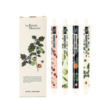 Load image into Gallery viewer, Nature Series Gel Pens - 4/8 Pcs The British Museum Limited version