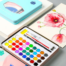 Load image into Gallery viewer, Watercolor Starter Gift Set-8pcs