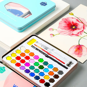 Watercolor Starter Gift Set-8pcs