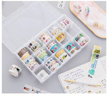 Load image into Gallery viewer, Washi Tape Gift Box with Organizer