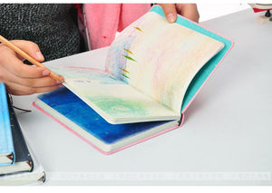 'Our Story Begins' Planetary Collection Notebook -paperhouse