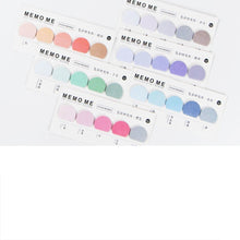 Load image into Gallery viewer, Colour Life Sticky Memos -6pcs -paperhouse