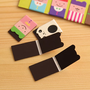 Hello Lucky Magnetic Bookmarks - 4pcs