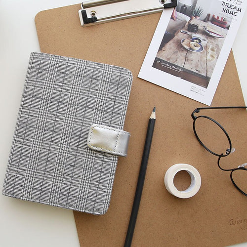 Fashion Hobonichi Style Business Notebook - A6