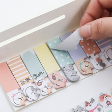 Load image into Gallery viewer, Happy Kitty Sticky Notes - 4pcs -paperhouse