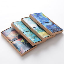 Load image into Gallery viewer, Van Gogh Leather Travel Planner -paperhouse