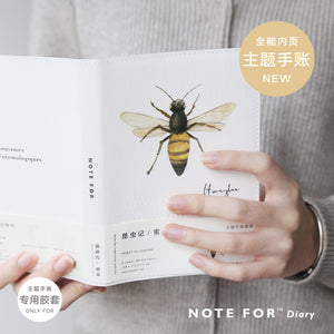 Insects Notebook - A6