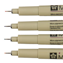 Load image into Gallery viewer, Sakura Pigma Micron Fine Line/Needle Pen - 4/5/9pcs